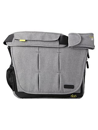 BabaBing! DayTripper City Deluxe 2016 Changing Bag, Grey