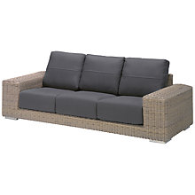 Buy 4 Seasons Outdoor Kingston 3-Seater Garden Bench Online at johnlewis.com