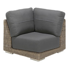 Buy 4 Seasons Outdoor Kingston Modular Garden Corner Sofa Online at johnlewis.com