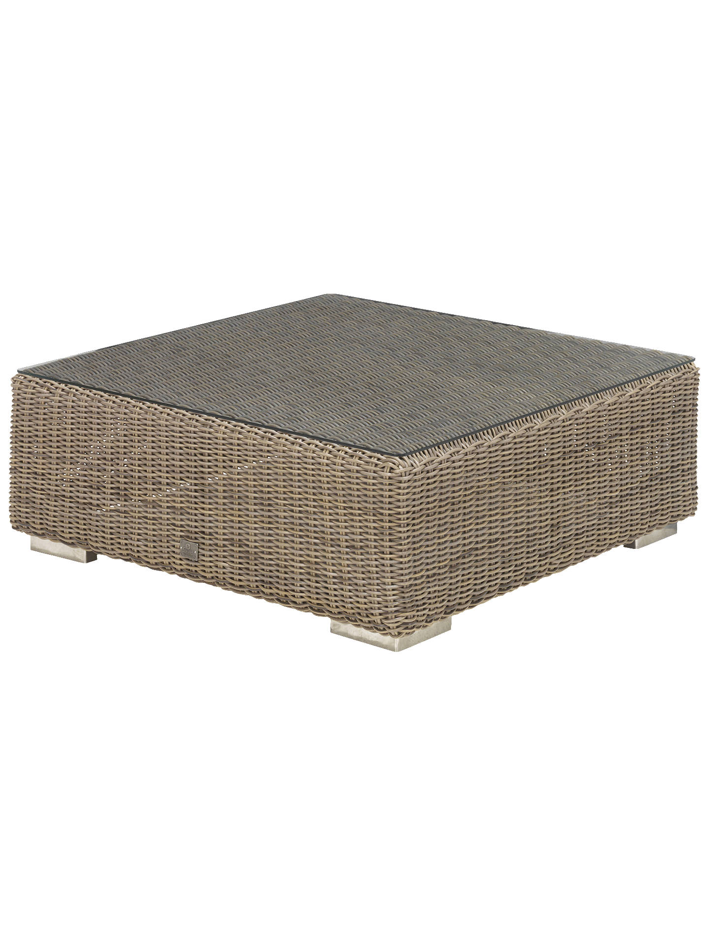 Buy4 Seasons Outdoor Kingston Square Coffee Table Online at johnlewis.com