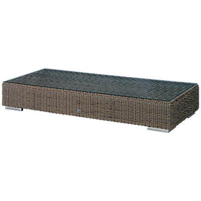 4 Seasons Outdoor Kingston Rectangular Coffee Table
