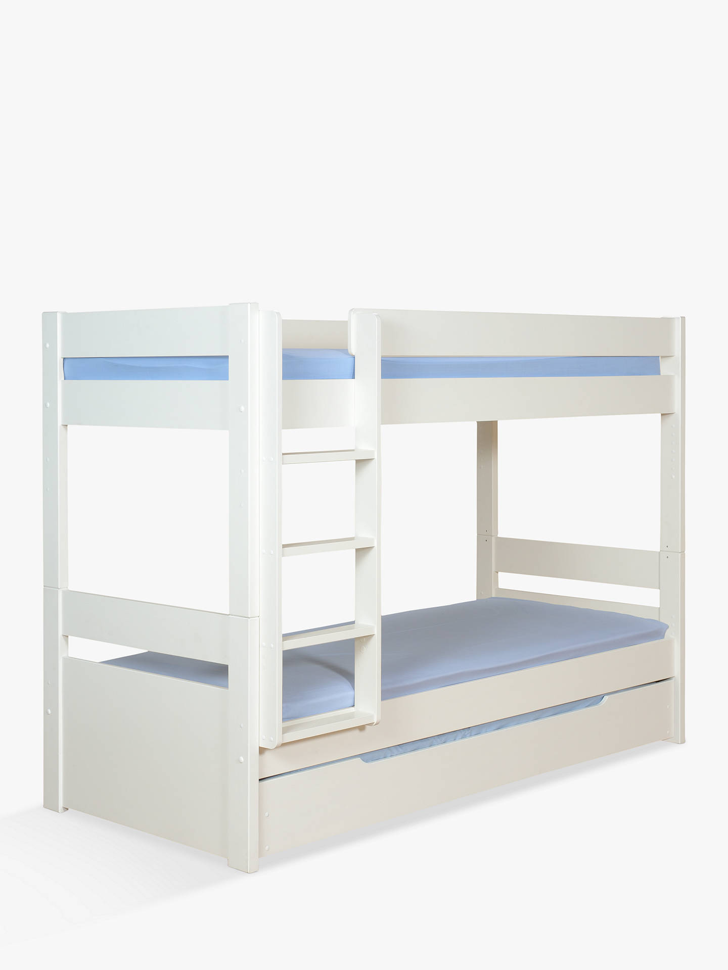 Buystompa originals multi bunk bed with trundle white online at johnlewis com