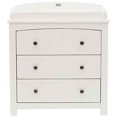 Silver Cross Ashby Style Dresser, Soft Antique White