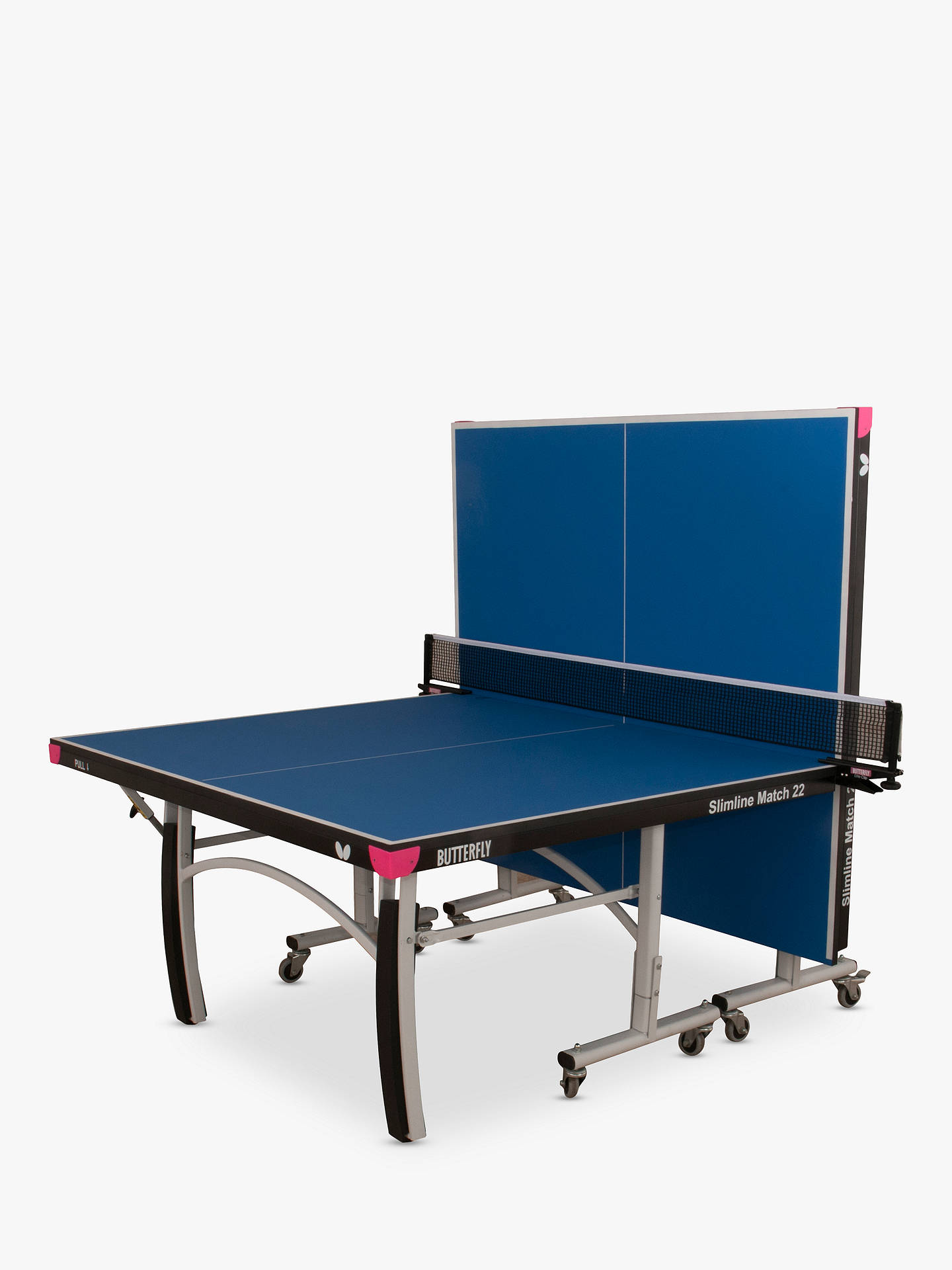 BuyButterfly Slimline Match 22 Indoor Table Tennis Table Online at johnlewis.com