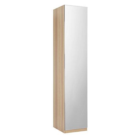 Rikotu One Door Wardrobe In Wenge Finish By Mintwud Online 1