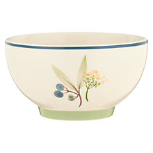 Buy John Lewis Hazlemere Flower Sugar Bowl Online at johnlewis.com