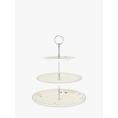 Product photo of John lewis hazlemere 3 tier cake stand