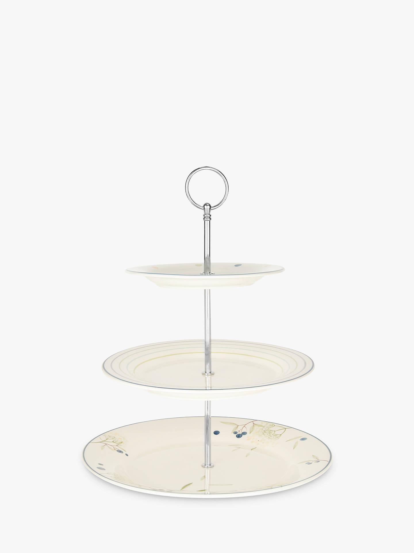 john lewis partners hazlemere 3 tier cake stand at john. Black Bedroom Furniture Sets. Home Design Ideas