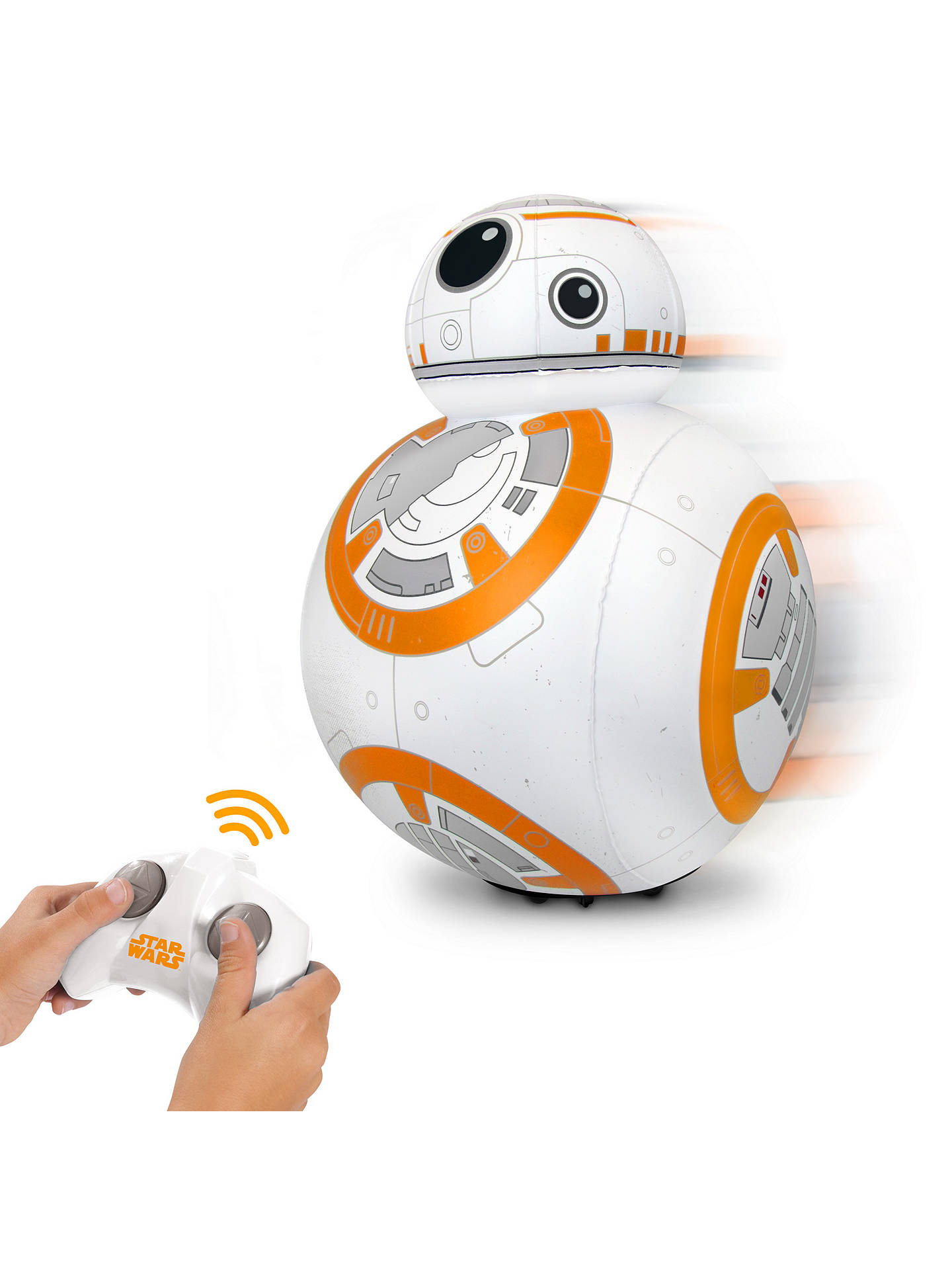 Star Wars Episode VII: The Force Awakens BB-8 Remote Control Toy at ...