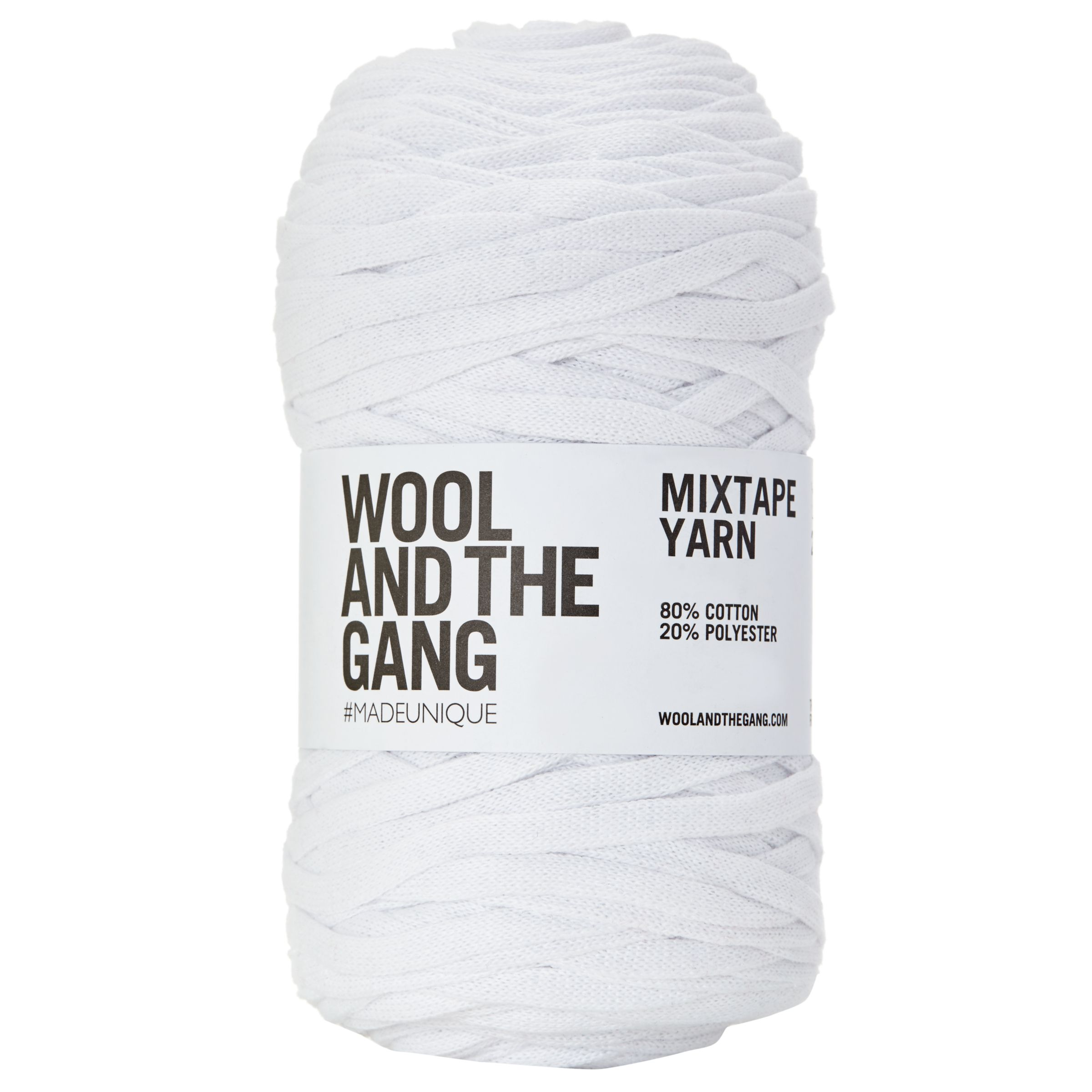 Wool and the Gang Wool And The Gang Mix Tape Yarn, 250g