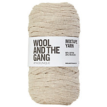 Buy Wool and the Gang Mix Tape Yarn, 250g Online at johnlewis.com