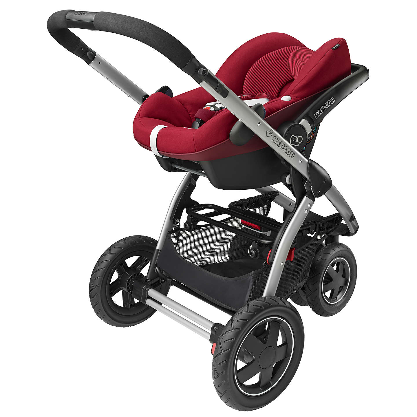 maxi cosi pebble group 0 baby car seat robin red at john lewis. Black Bedroom Furniture Sets. Home Design Ideas