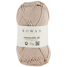 Buy Rowan Summerlite DK Yarn, 50g Online at johnlewis.com