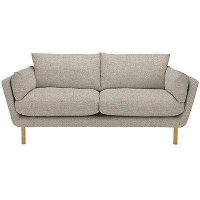 Design Project by John Lewis No.041 Large 3 Seater Sofa, Michigan Storm