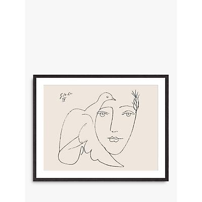 Pablo Picasso – Le Visage De La Paix, 60 x 80cm