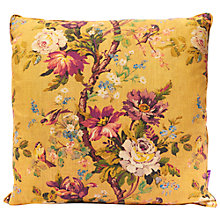 Buy Liberty Lady Kristina Cushion, Golden Globe Online at johnlewis.com