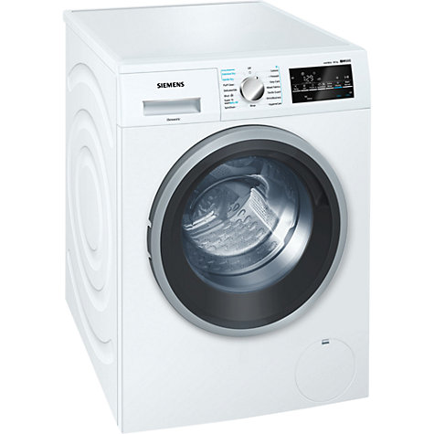 buy siemens wd15g421gb washer dryer 8kg wash 5kg dry load a energy rating 1500rpm spin white. Black Bedroom Furniture Sets. Home Design Ideas