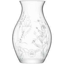 Buy Kew Gardens Floral Vase Online at johnlewis.com