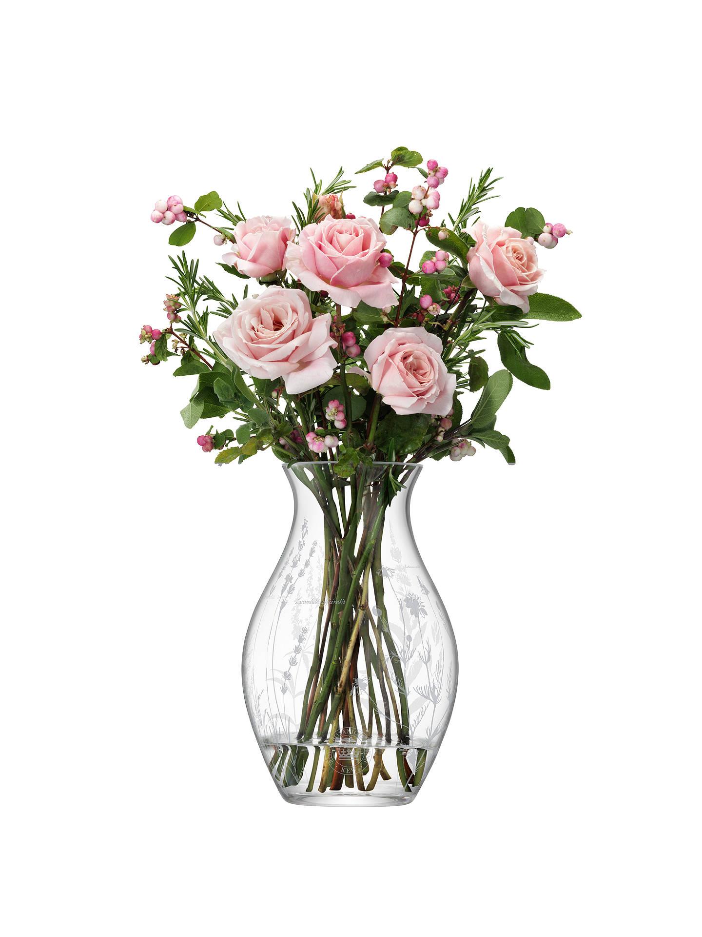 259 & Kew Royal Botanic Gardens Floral Vase