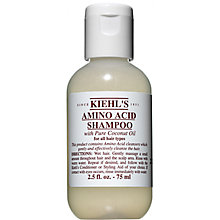 Buy Kiehl's Amino Acid Shampoo, 75ml Online at johnlewis.com