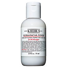 Buy Kiehl's Ultra Facial Toner, 75ml Online at johnlewis.com