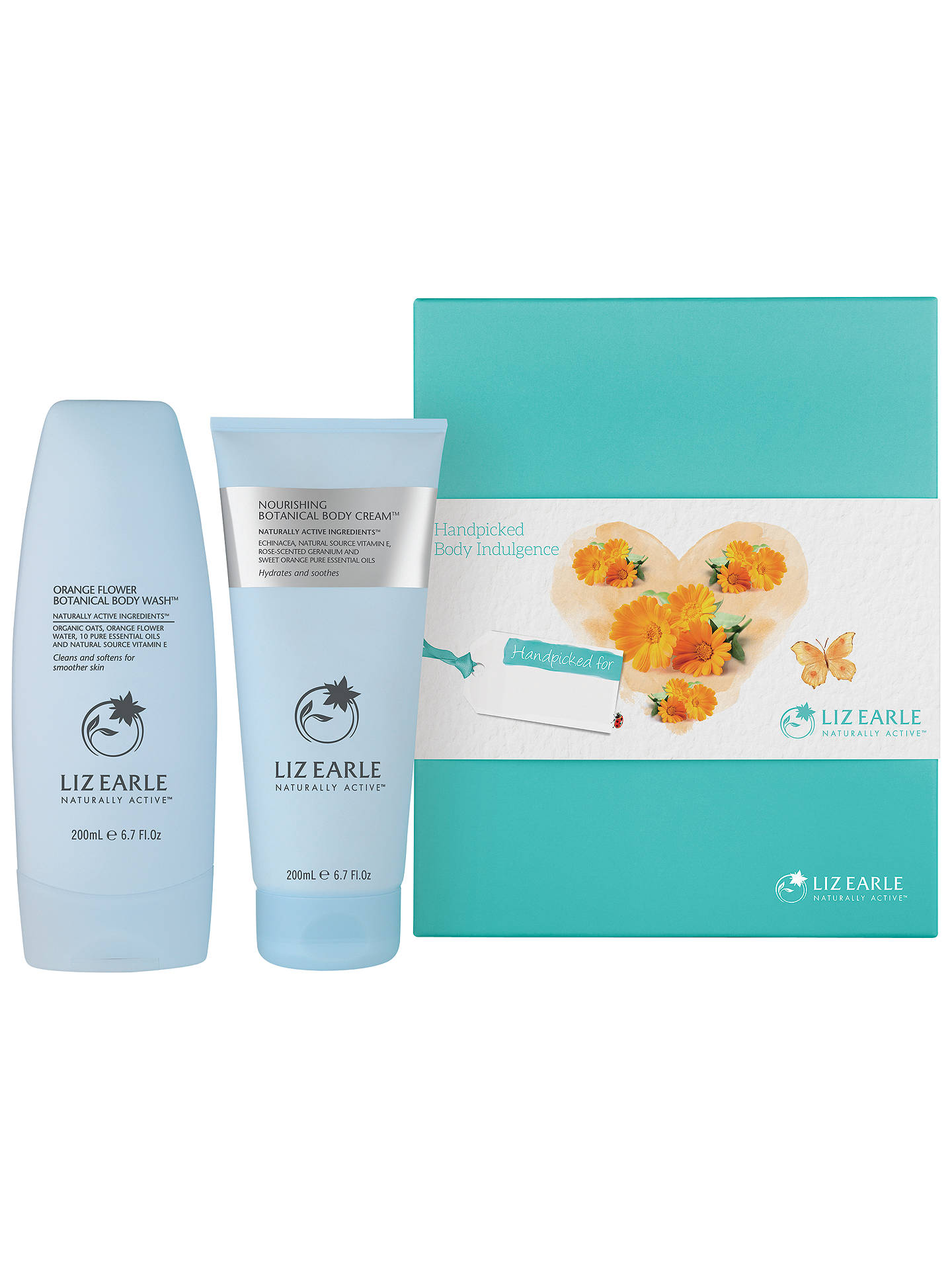Buy Liz Earle Body Bliss Duo Bodycare Gift Set Online at johnlewis.com