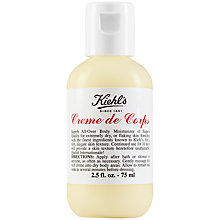 Buy Kiehl's Creme de Corps, 75ml Online at johnlewis.com