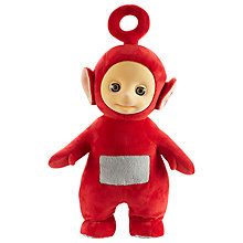 Buy Teletubbies Jumping Po Plush Toy Online at johnlewis.com