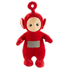 "Buy Teletubbies 8"" Talking Po Plush Soft Toy Online at johnlewis.com"