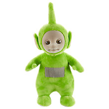 "Buy Teletubbies 8"" Talking Dipsy Plush Soft Toy Online at johnlewis.com"