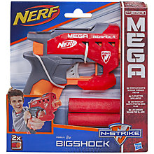 Buy Nerf Mega Bigshock Blaster Online at johnlewis.com