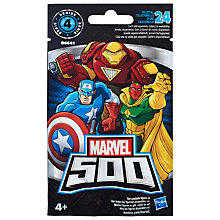 Buy Marvel 500 Series 4 Micro Figures, Assorted Online at johnlewis.com