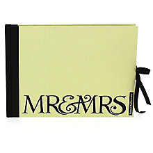 Buy Emma Bridgewater Mr & Mrs Guest Book Online at johnlewis.com