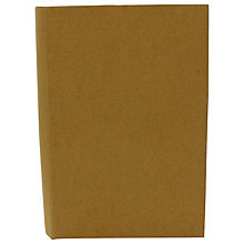 Buy John Lewis Kraft Self-Adhesive Tall Album Online at johnlewis.com