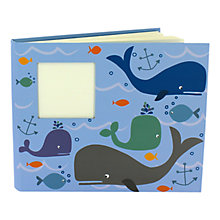 Buy John Lewis Whales Album Online at johnlewis.com
