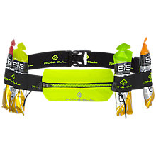 Buy Ronhill Cargo Running Belt, Black Online at johnlewis.com