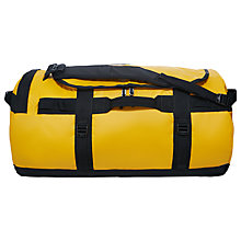 Buy The North Face Base Camp Duffle Bag, Medium, Yellow Online at johnlewis.com