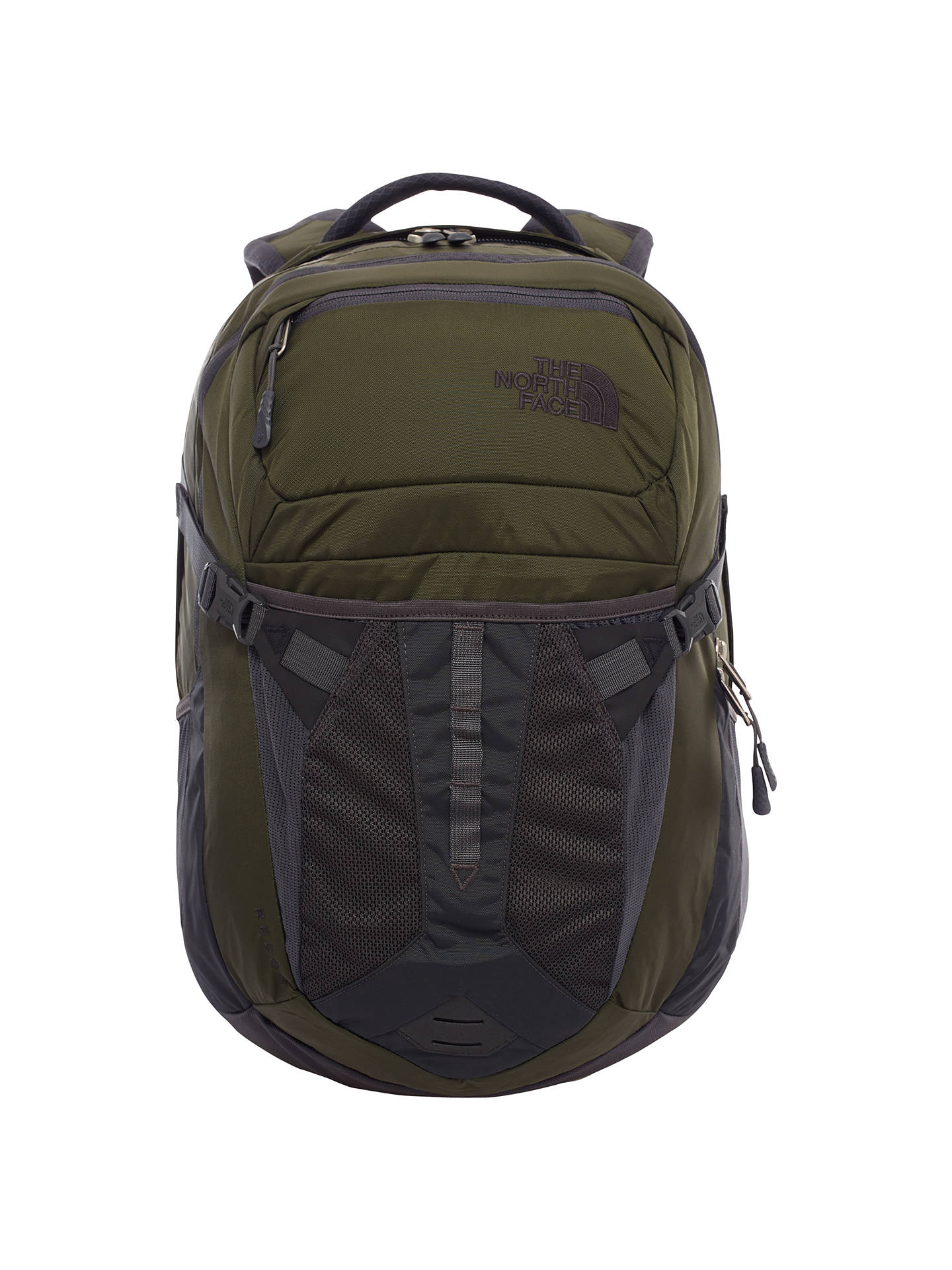 eda9d55e1 The North Face Recon Backpack, Blue/Grey at John Lewis & Partners