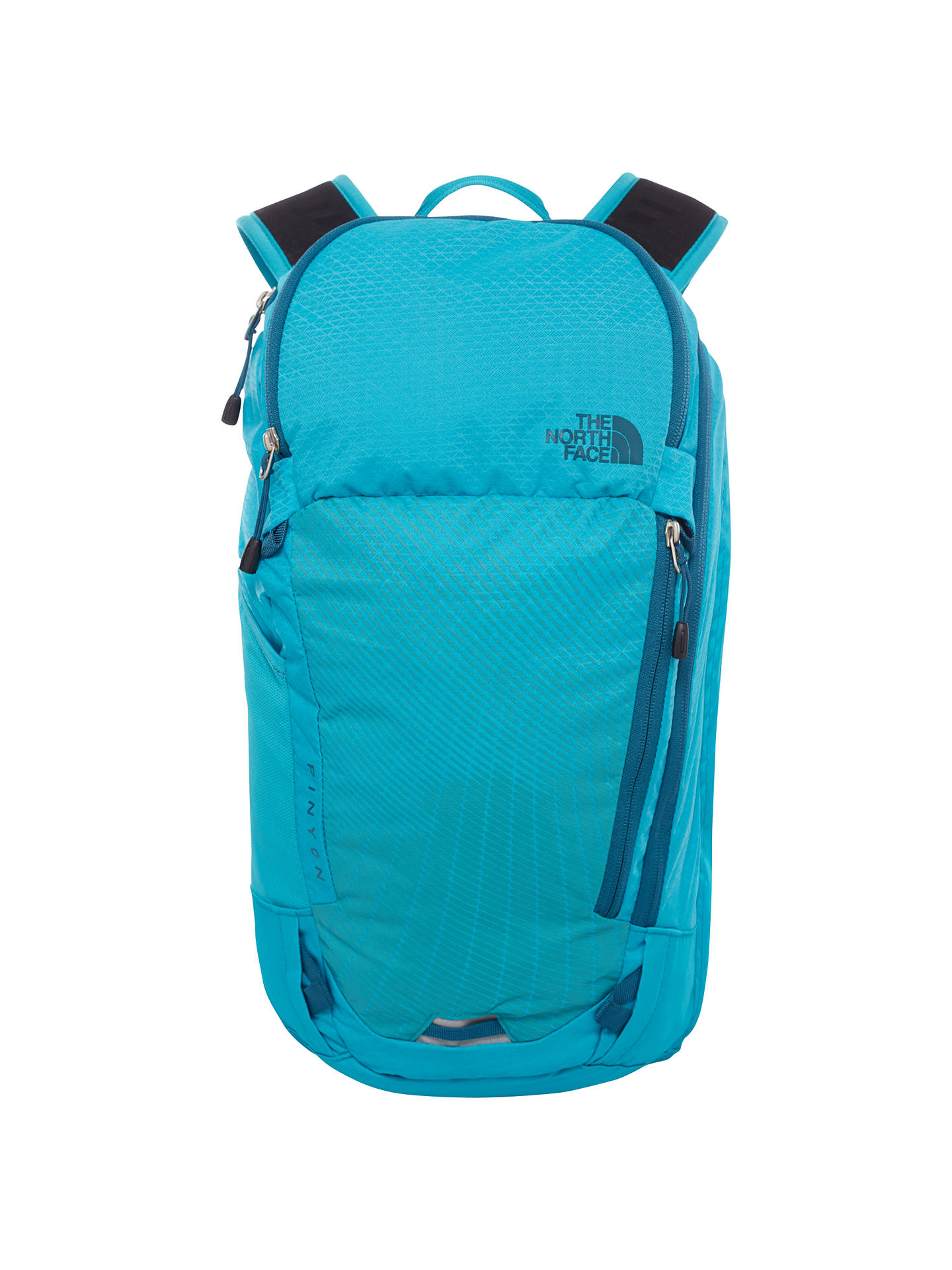 0a26eda88 The North Face Pinyon Women's Backpack, Blue at John Lewis & Partners