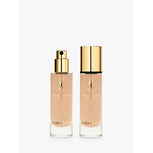 Buy Yves Saint Laurent Teint Touche Éclat Foundation, New Formula Online at johnlewis.com