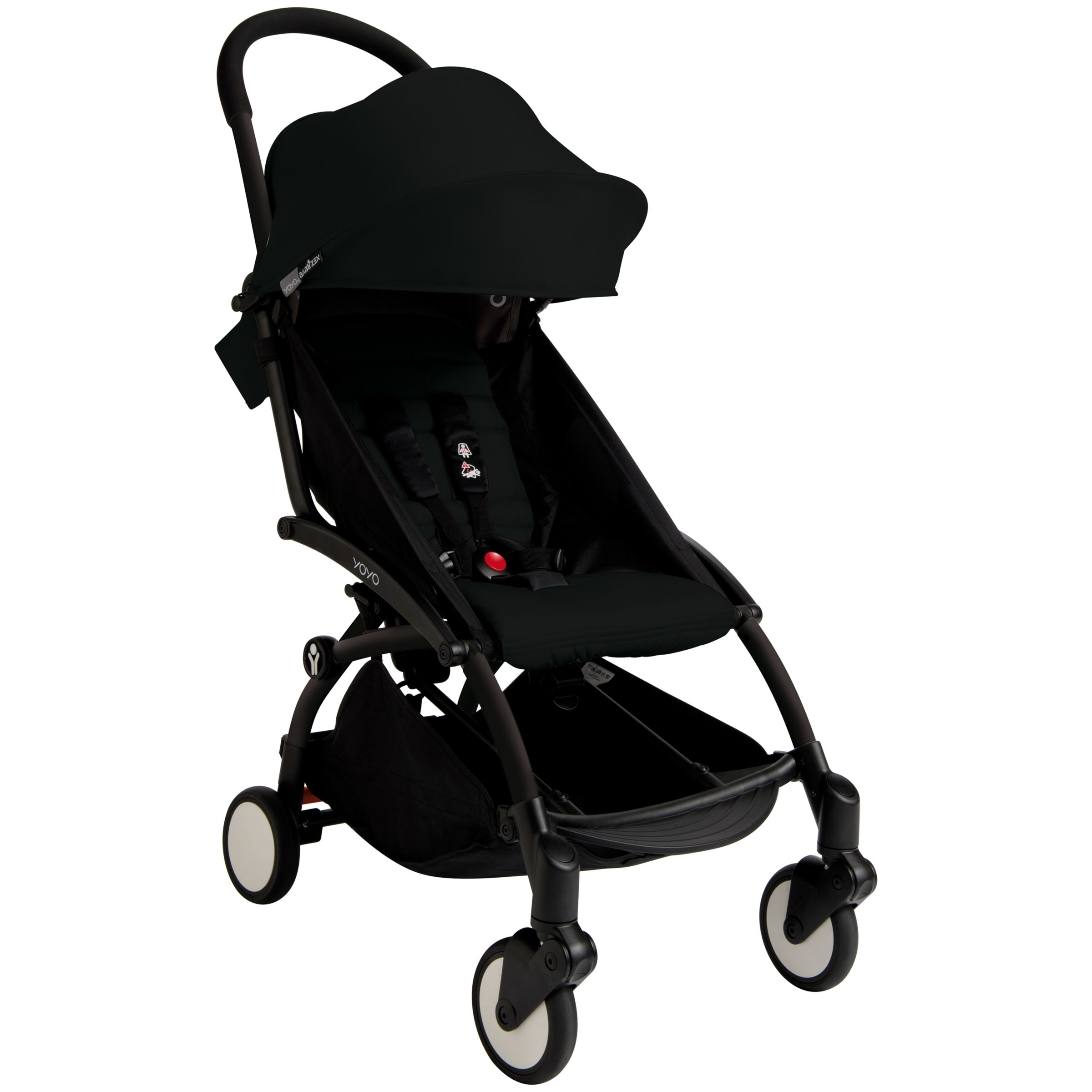 various design factory outlets various colors BABYZEN YOYO+ Pushchair, Black/Black