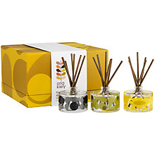Buy Orla Kiely Acorn Mosaic Diffuser Gift Set Online at johnlewis.com