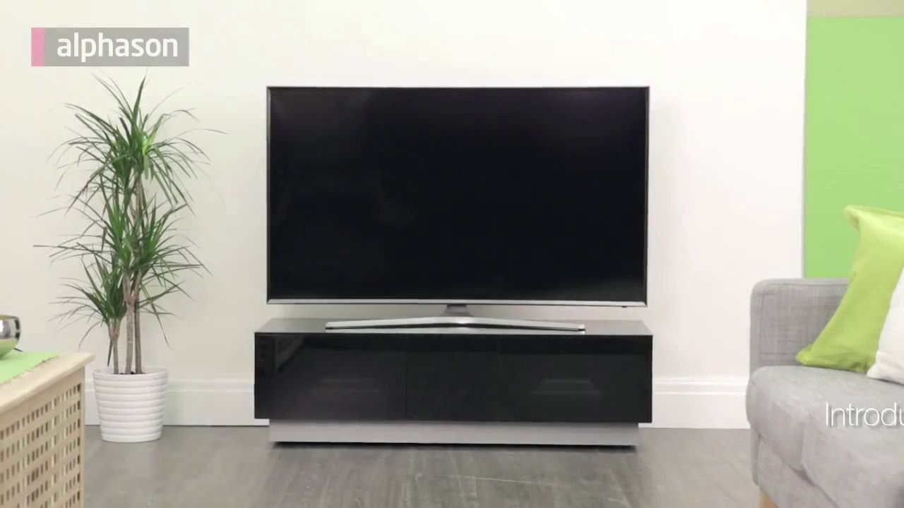 Alphason Element Modular 850mm Stand For TVs Up To 39