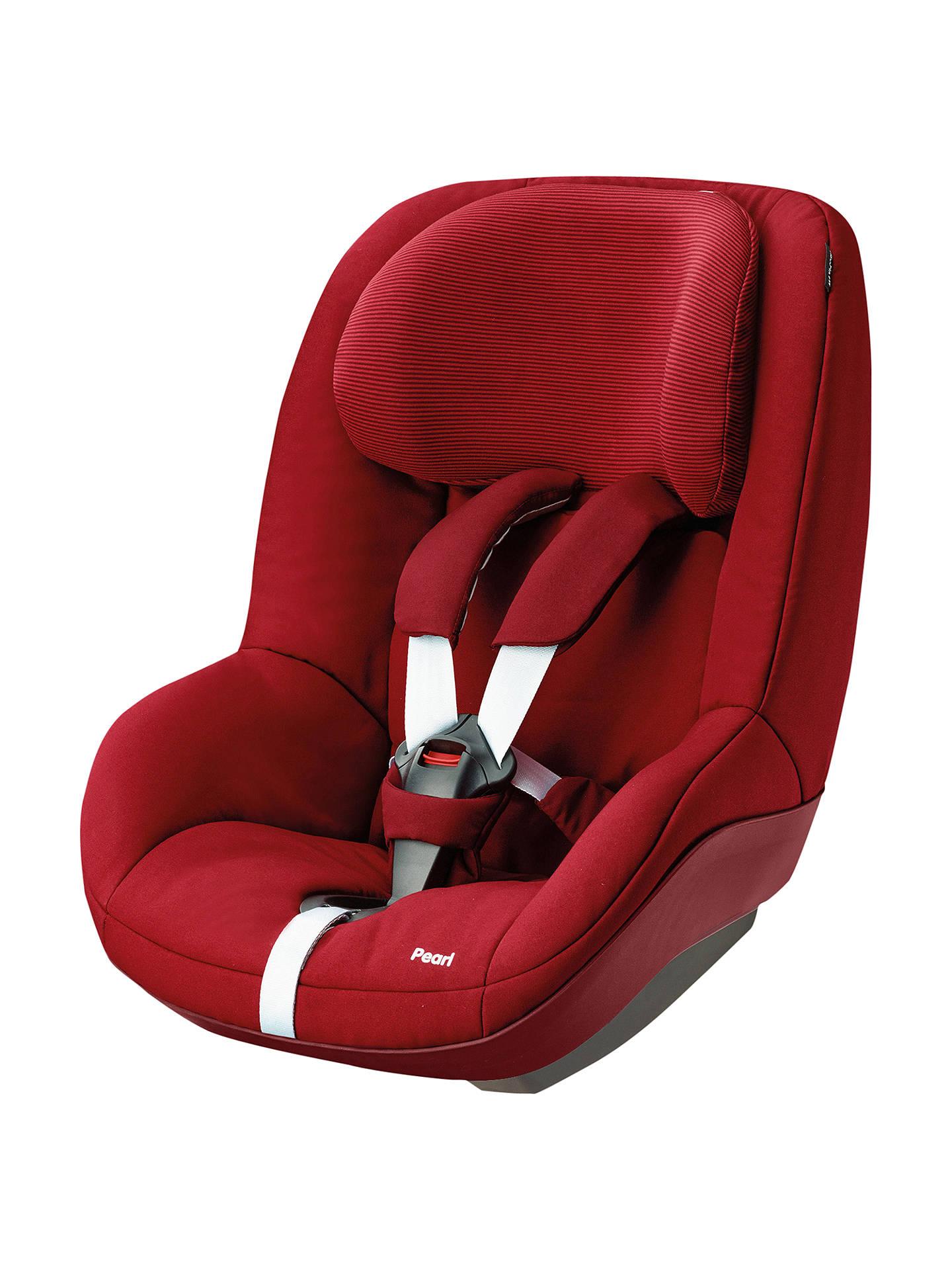 Maxi Cosi Pearl Group 1 Car Seat Robin Red