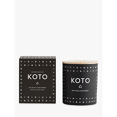 Product photo of Skandinavisk koto scented candle with lid