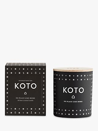 SKANDINAVISK Koto Scented Candle with Lid