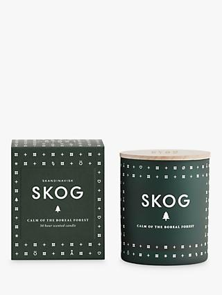 SKANDINAVISK Skog Scented Candle with Lid