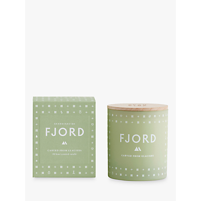 SKANDINAVISK Fjord Scented Candle with Lid
