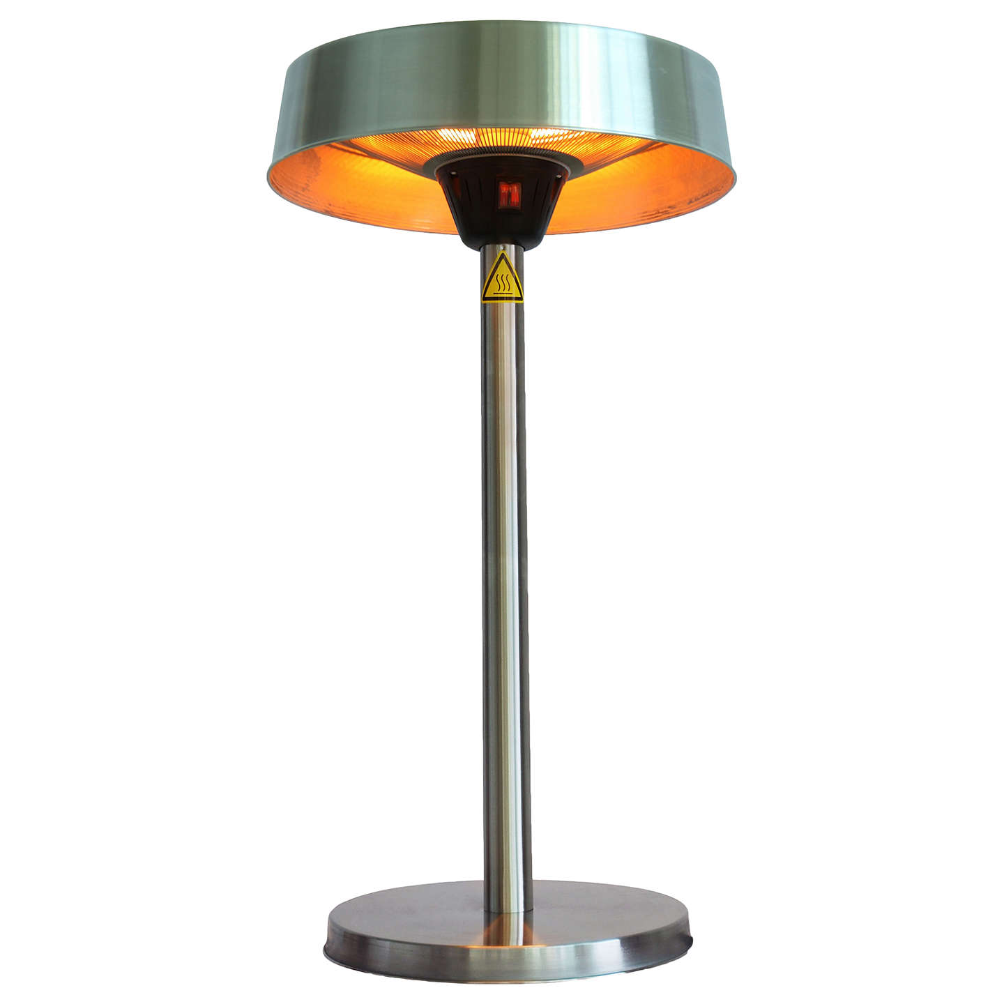 BuyLa Hacienda Table Top Electric Heater Online At Johnlewis.com ...