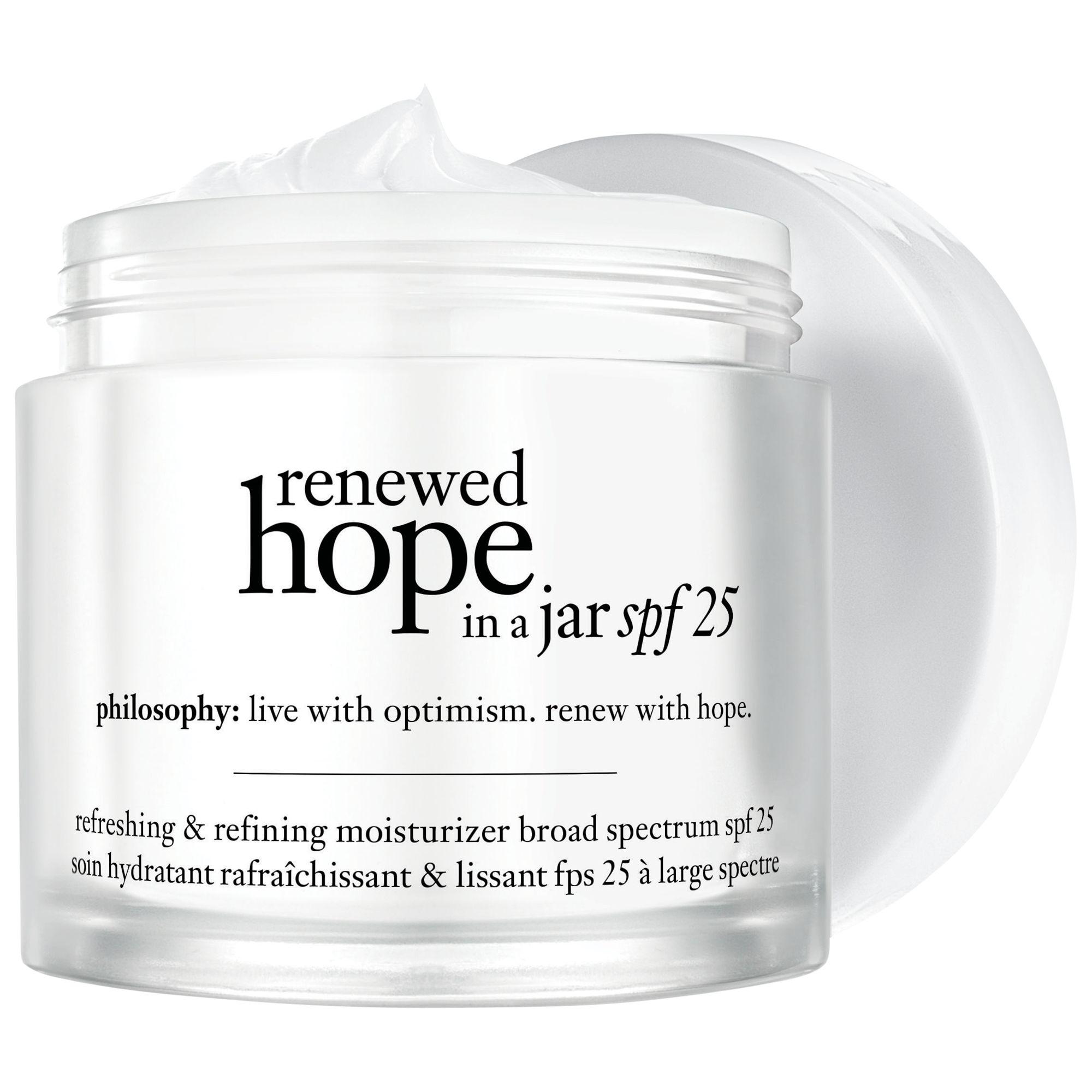 Philosophy Philosophy Renewed Hope In A Jar SPF 25, 60ml